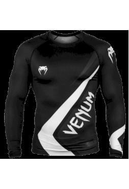 Рашгард Venum Contender 2.0 Black LS