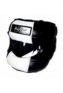 Бамперный шлем JagGed черно/белый