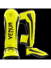 Накладки на ноги Venum Elite Neo Yellow