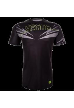 Футболка Venum SHARP 3.0 Black/Neo/Yellow