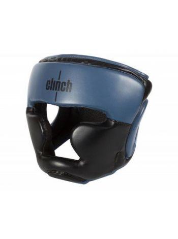 Шлем Clinch Punch Full Face черно-синий