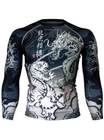 Рашгард BTOP Dragon VS Tiger
