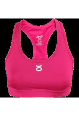Женский тренировочный топик Jaco Pink