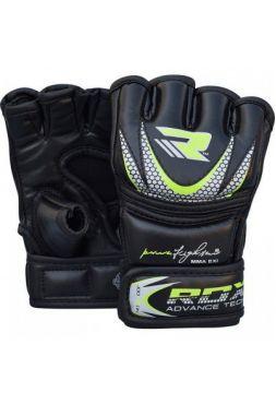 Детские перчатки RDX Grappling Black/Green