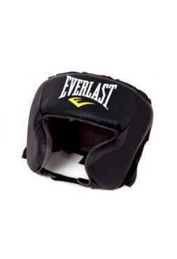 Шлем Everlast Durahide Black