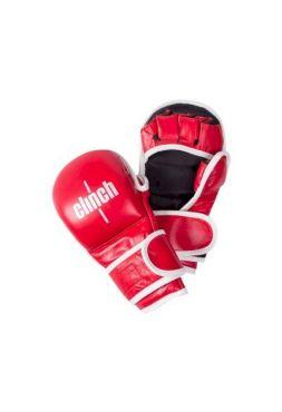 Перчатки Clinch Union красные