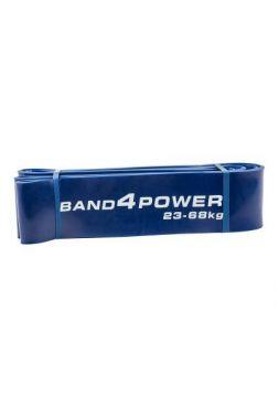 Резиновая петля BAND4POWER синяя(23-68кг)