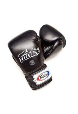 Боксерские перчатки Fairtex BGV-1 Black