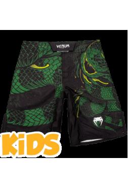 Детские шорты Venum Green Viper