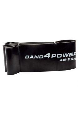 Резиновая петля BAND4POWER черная(45-90 кг)