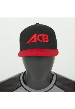 Кепка ACB Snapback BlackRed