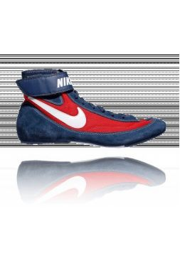 Детские борцовки Nike SPEEDSWEEP VII Navy/White/Red