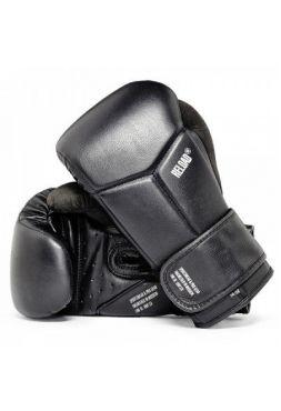 Боксерские перчатки Ultimatum тренировочные Reload Black G 3.0