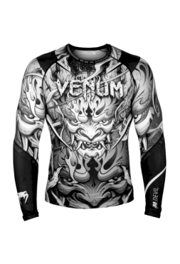 Рашгард Venum Devil Grey