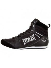 Боксерки Everlast Low-Top Competition Black