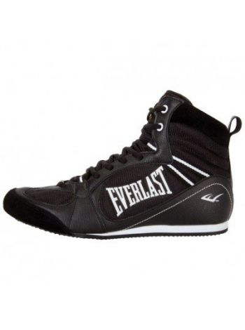 Боксерки Everlast Low-Top Competition Black
