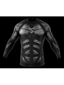 Рашгард SMMASH Dark Knight LS Grey