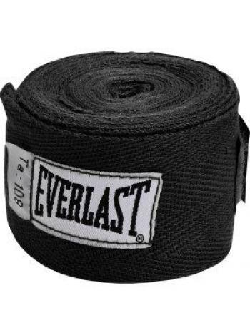 Бинты Everlast 2,75m Black
