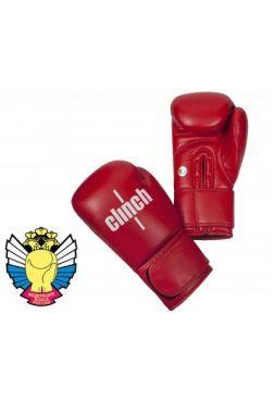 Перчатки для бокса Clinch Olimp красные