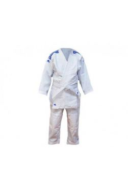 Детское кимоно Adidas для дзюдо белое