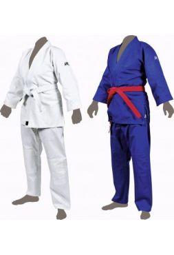 Кимоно дзюдо AML синее