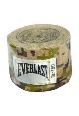Бинты Everlast 4,55m Camo