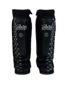 Накладки на ноги Fairtex Neoprene Muay Thai Black