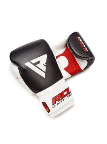 Боксерские перчатки RDX BGL-T1 GEL PRO Black