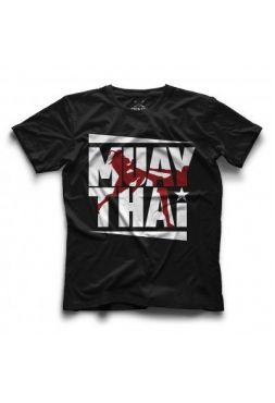 Футболка Ring Muay Thai Black