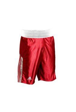 Шорты боксерские Adidas Amateur Boxing красные