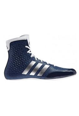Боксерки Adidas KO Legend 16.2 сине-белые