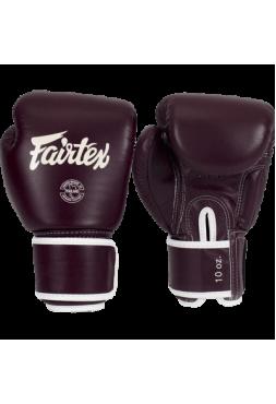 Перчатки для бокса Fairtex BGV16 Maroon