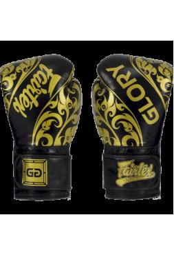 Боксерские перчатки Fairtex Competition BGVG2 Black