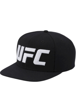 Кепка Reebok UFC Snapback Black/White