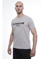 Футболка Ultimatum Boxing BaseLine Grey