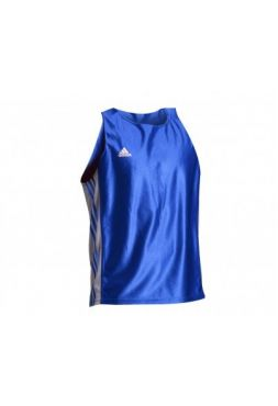 Майка боксерская Adidas Amateur Boxing Tank Top синяя