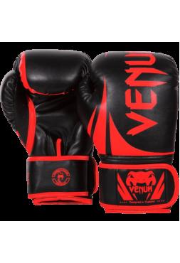 Перчатки для бокса Venum Challenger 2.0 Black/Red