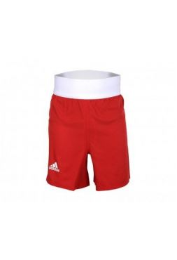 Шорты боксерские Adidas AIBA Competition Boxing красные