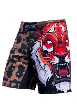 Шорты Backfist Tiger