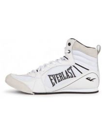 Боксерки Everlast Low-Top Competition White