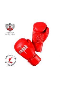 Перчатки для бокса Clinch Olimp Plus красные