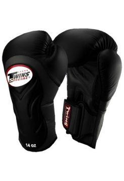 Перчатки для бокса Twins BGVL-6 Black/Grey