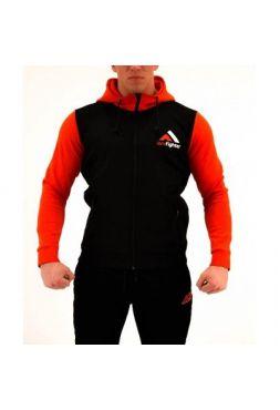 Толстовка ACB Black/Red