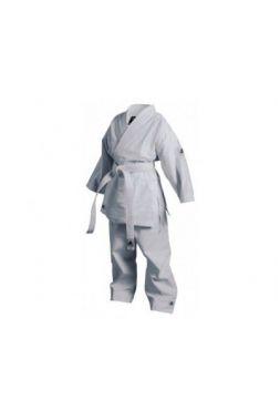 Детское кимоно Adidas для каратэ белое