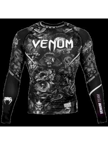 Рашгард Venum Art Black LS