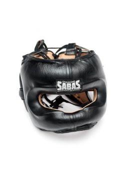 Бамперный шлем SABAS Black