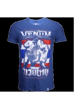 Футболка Venum Thai Chok Blue
