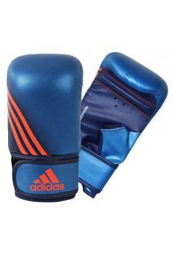 Перчатки снарядные Adidas Speed 300 Сине-оранжевые