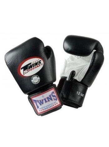 Боксерские перчатки Twins BGVL-3 Black/White