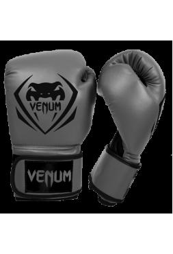 Боксерские перчатки Venum Contender Grey